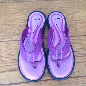 Nike Comfort Footbed Flip Flops✨Size 10